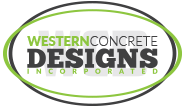 Western Concrete Designs – Concrete Contractor Logo